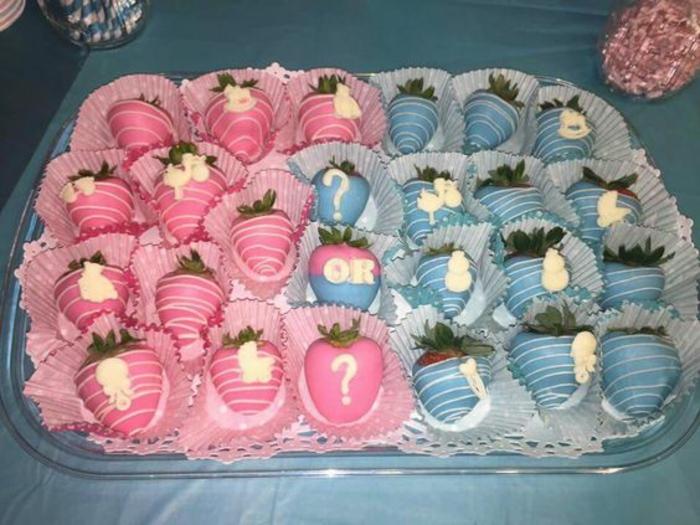 Annonce de fille une belle option quelle annonce fille ou garçon grossesse faire fraises