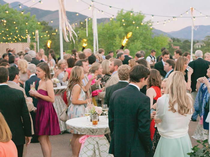 Merveilleuse tenue invitée mariage robe invitée mariage photo réception