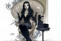Morticia Addams – un caractère bien-aimé par les adeptes de l'horreur