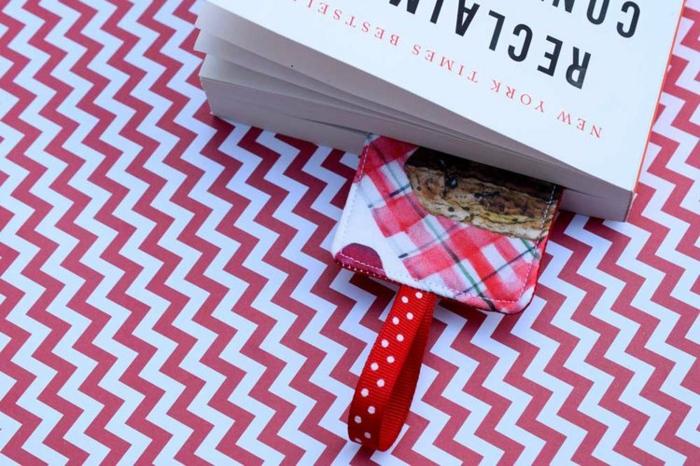 Tuto tote bag couture creative tuto couture trousse idée diy cool idée marque page textile