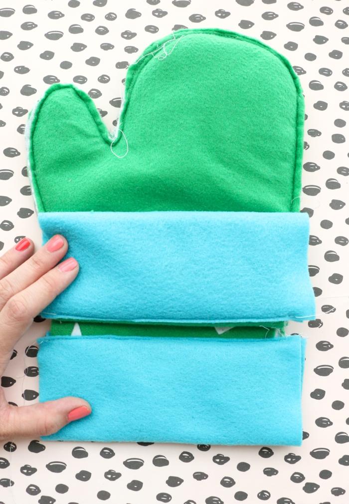 Pochette couture patron pour couture idée couture facile cactus