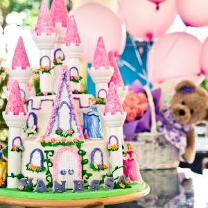 Gâteau princesse - les meilleures idées pour surprendre votre petite princesse