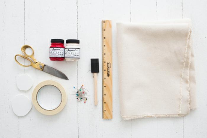 Faire un sac en tissu facile diy couture facile idée diy comment faire tuto couture facile