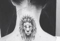 Le tatouage lion – quel est sa signification et quelles sont vos options?