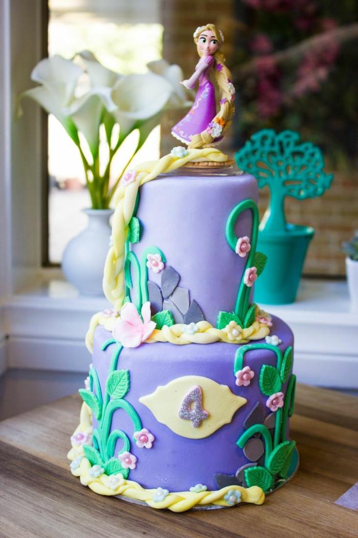 Gateau poupee moule princesse les gateaux princesse gateau la belle et la bete Rapunzel