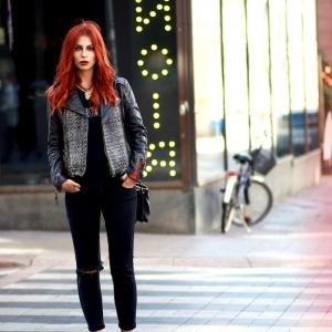 Conquérir le monde en look rock femme. 93 visions pour les âmes révoltées