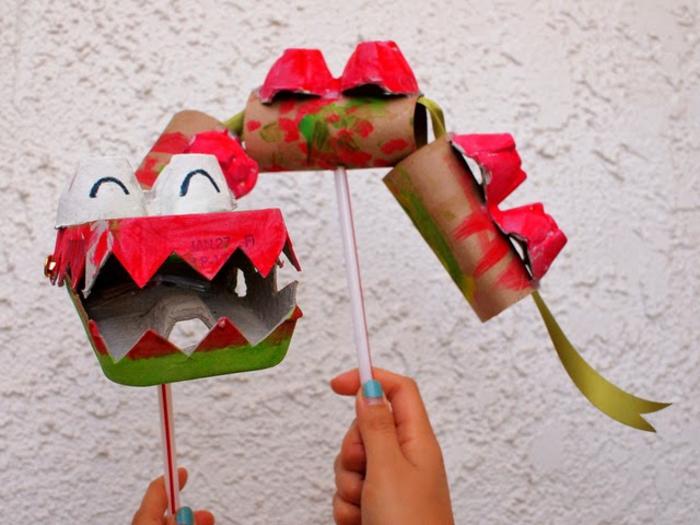 Sehr ▷ 1001+ idées diy que faire avec des rouleaux de papier toilette  KY41