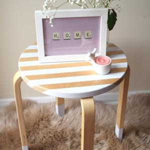 Plus de 60 idées originales pour une table relookée à petit prix