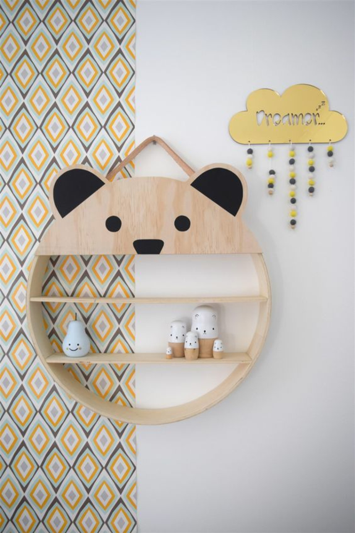 etagere murale pour chambre bebe soldes etag re murale. Black Bedroom Furniture Sets. Home Design Ideas