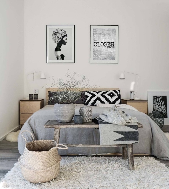 1001 conseils et exemples de d co int rieur d 39 inspiration scandinave. Black Bedroom Furniture Sets. Home Design Ideas