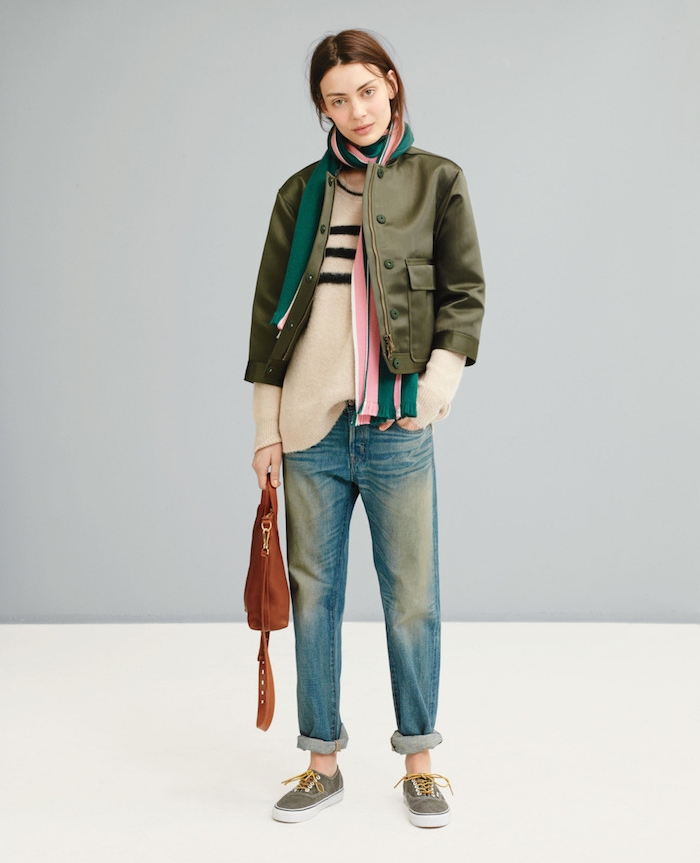 vetements hipster femme tenue tendance vintage jean mom boyfriend