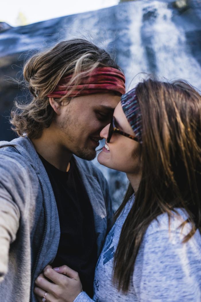 Shooting photo couple image amoureux photo d amoureux bisoux