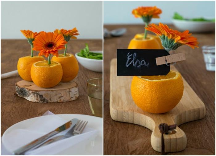 Аdorable marque place original fête d amour mariage originale pose étiquette orange