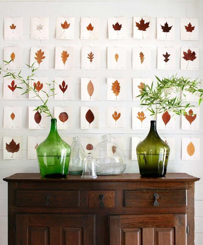 bricolage automne plus de 80 id es d activit s manuelles cr atives pour petits et grands obsigen. Black Bedroom Furniture Sets. Home Design Ideas