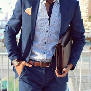 Règles d'or pour réussir la tenue homme d'affaires. 60 looks professionnels à votre aide