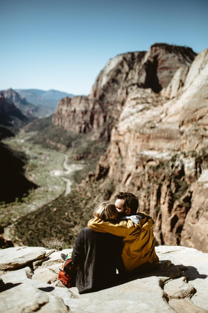 Photo swag de couple photo de amour photo mariés idée photo originale belle vue