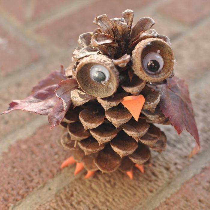 décoration de noel à fabriquer, jouet fait maison avec des matériaux simples