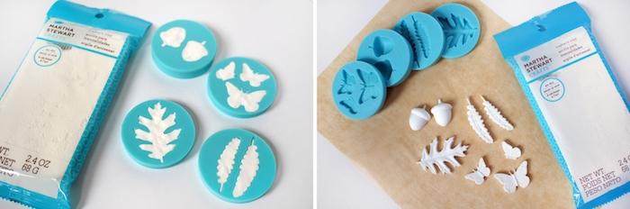 fabriquer une lampe, matériaux nécessaires pour décorer un objet, pâte polymère avec moules