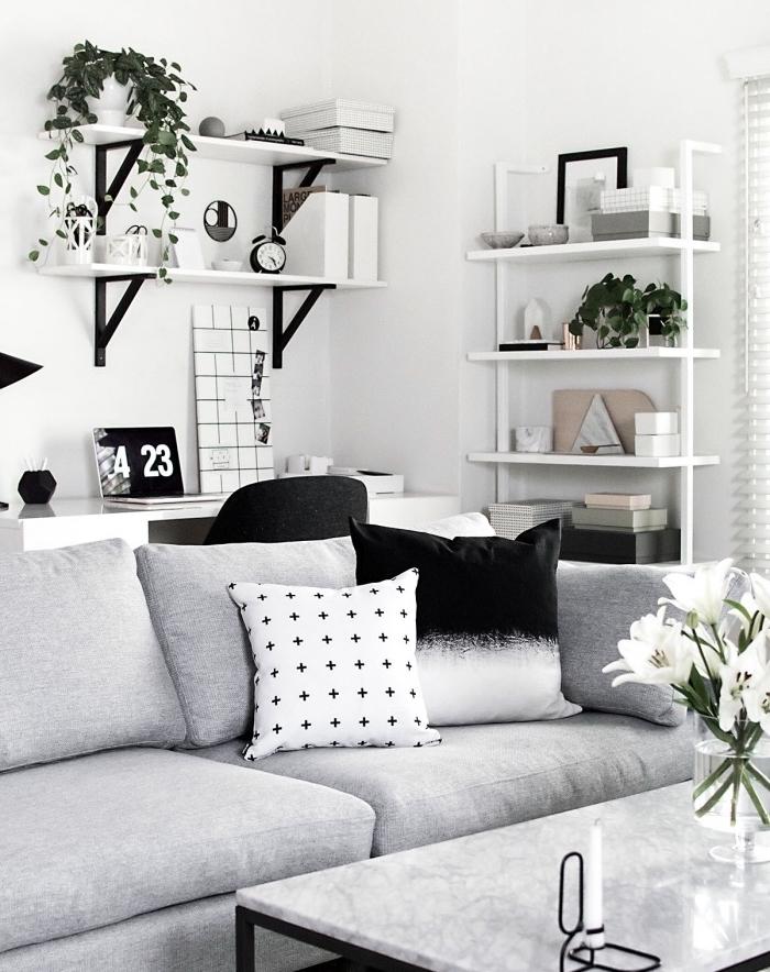 les 10 r gles d or et 100 exemples d co pour am nager une pi ce d inspiration scandinave obsigen. Black Bedroom Furniture Sets. Home Design Ideas