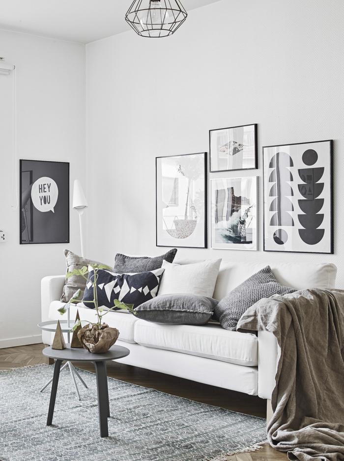 meubles style scandinave coussin nordique design mobilier suédois