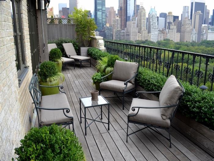 Deco De Terrasse. Quiper Sa Terrasse Pour Luhiver Deco. Best Ideas ...