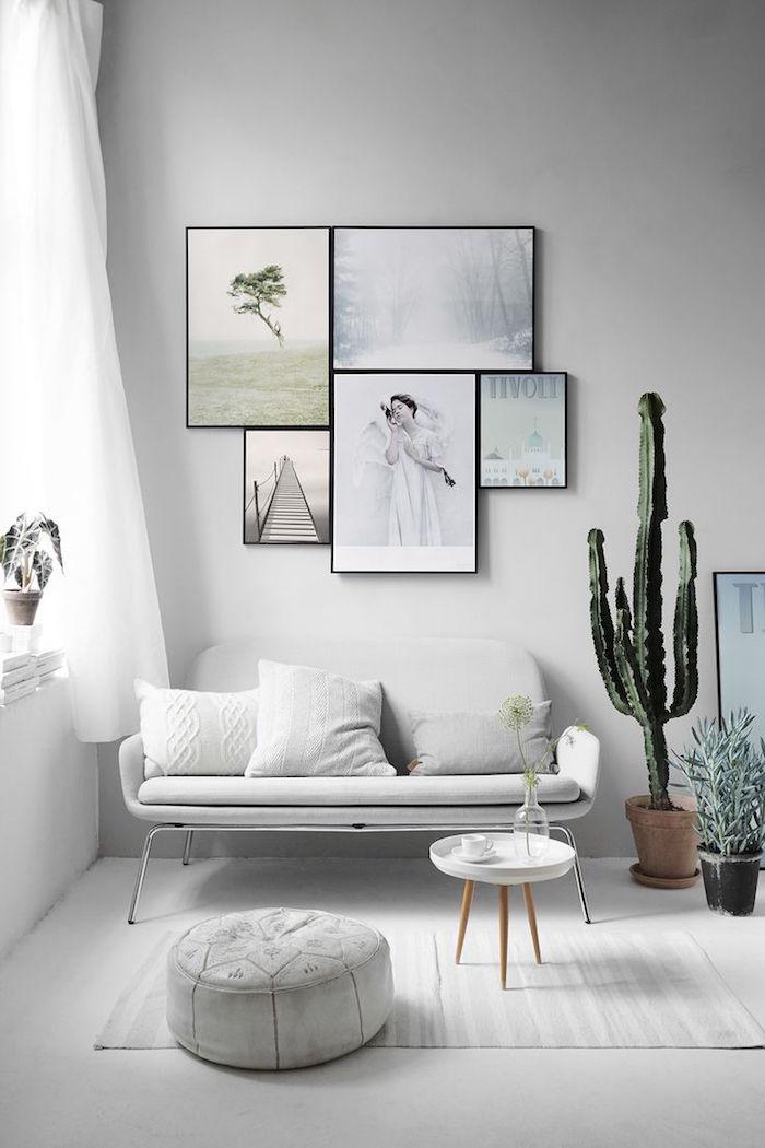 idée deco nordique intérieur scandinave épuré salon minimaliste design suédois