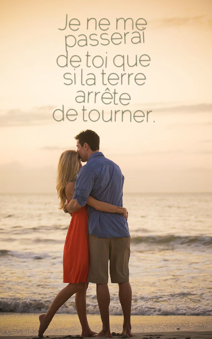 phrase romantique, shorts homme couleur khaki, chemise bleu foncé modèle masculin, robe longueur genoux