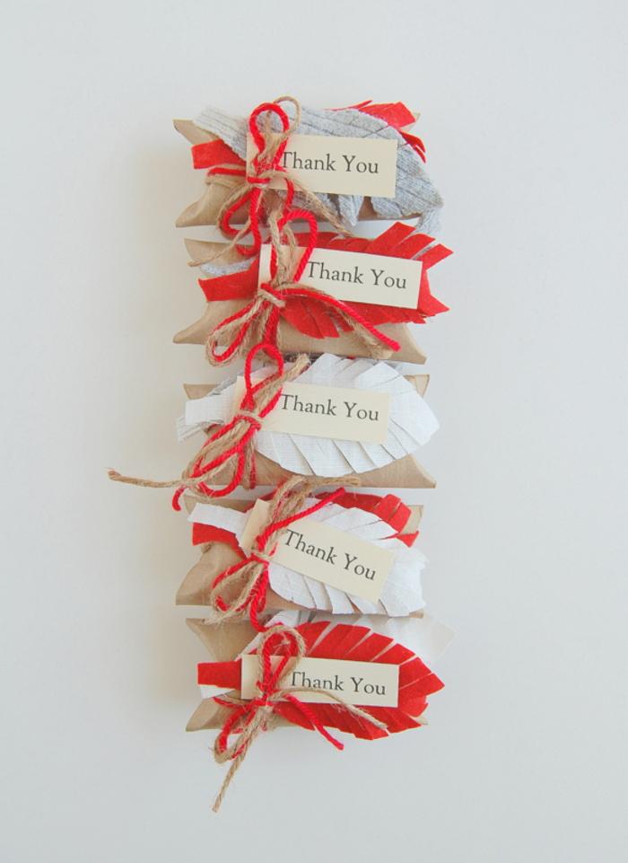 comment fabriquer des boîtes à cadeaux kraft à partir des rouleaux de papier vides, un bricolage en papier d automne