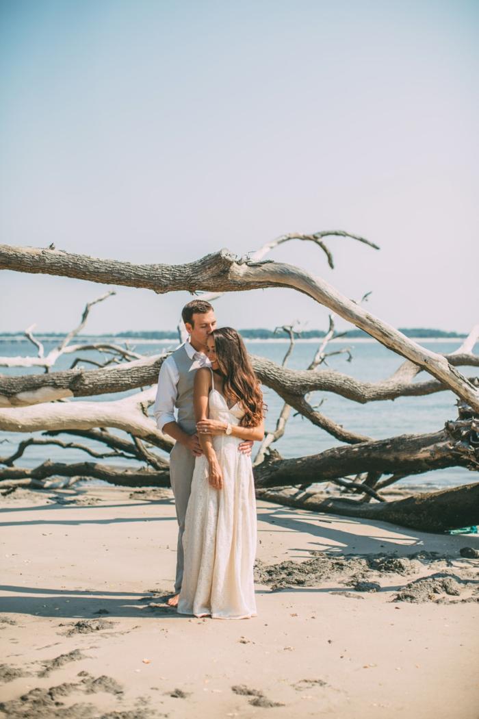 Photos de couples amoureux image amoureuse couple photos mariage à la plage