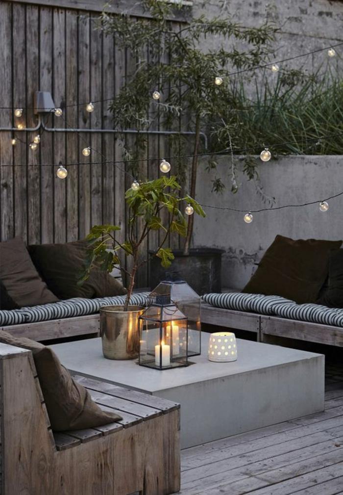 amenagement jardin comment aménager son jardin dans un style féérique et romantique