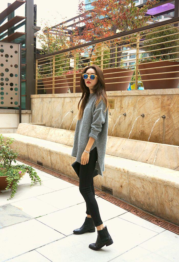 Habillement bottes couleur camel ou bottines noir a talon moderne tenue de vacances automne