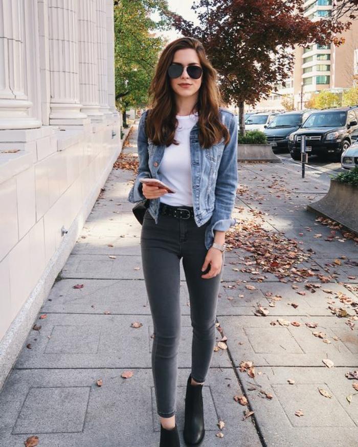Faire une robe avec un jean