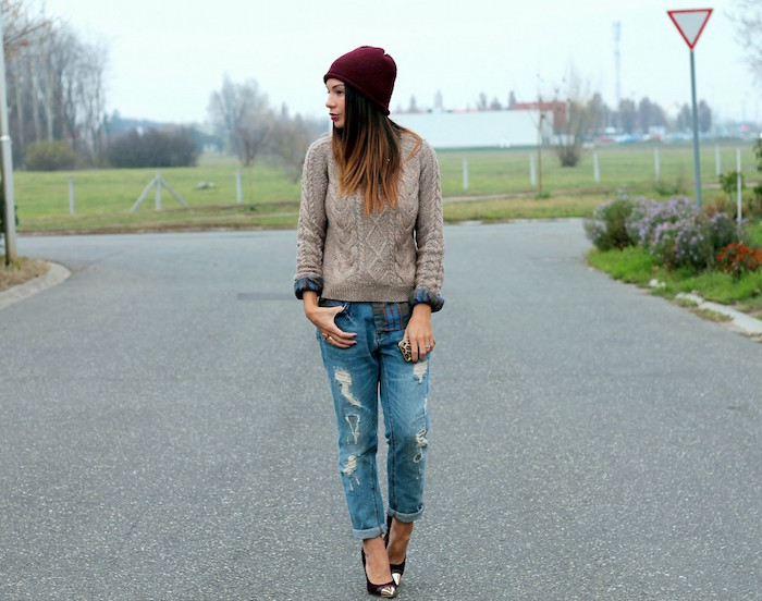 1001 id233es le style hipster femme en 51 tenues
