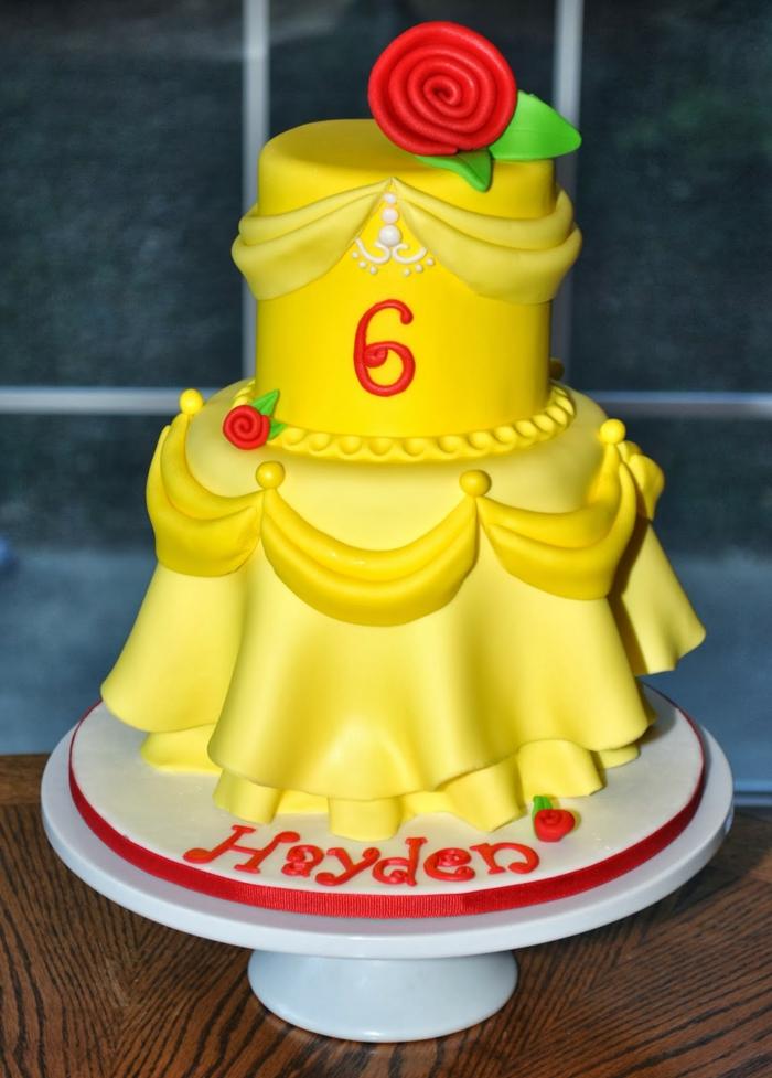 Moulage princesse disney gâteau poupée moule robe princesse robe de Belle