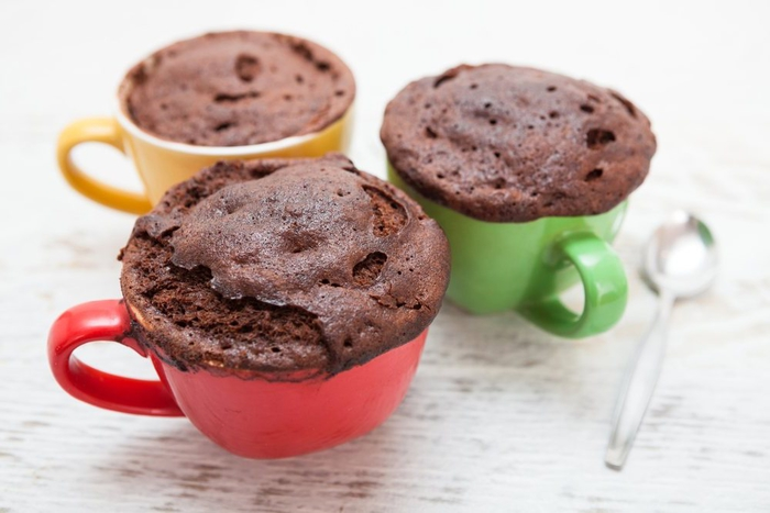 1001 Idees Pour Une Recette De Mug Cake Facile Et Rapide