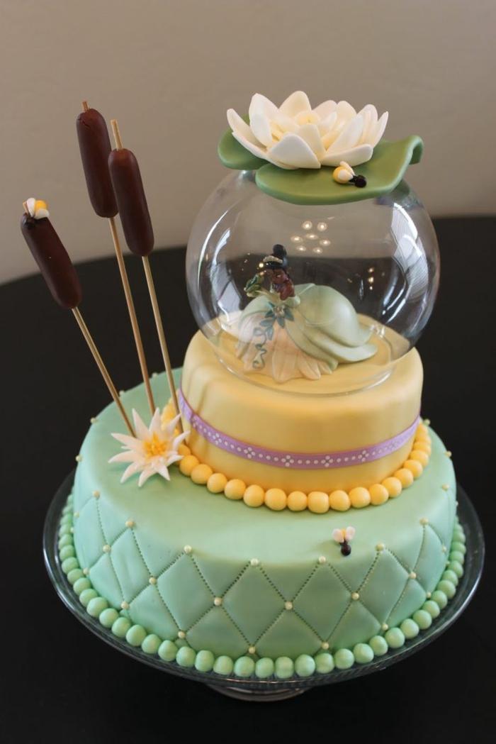 Gateau bonbon princesse gâteau anniversaire princesse idée diy magnifique disney gateau