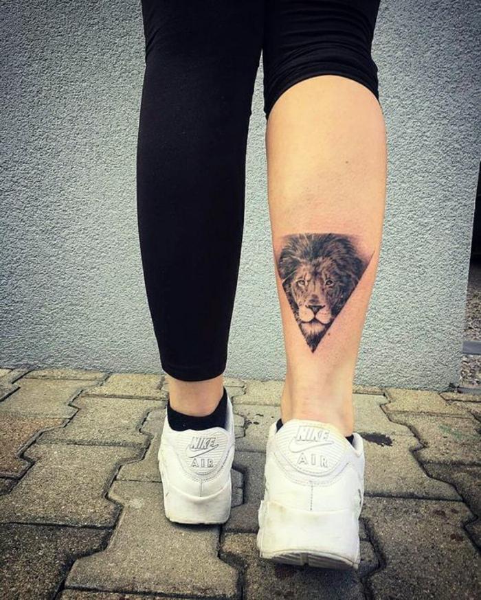 35 Tatouages Du Signe Lion En Astrologie 15 Perso T Lvi