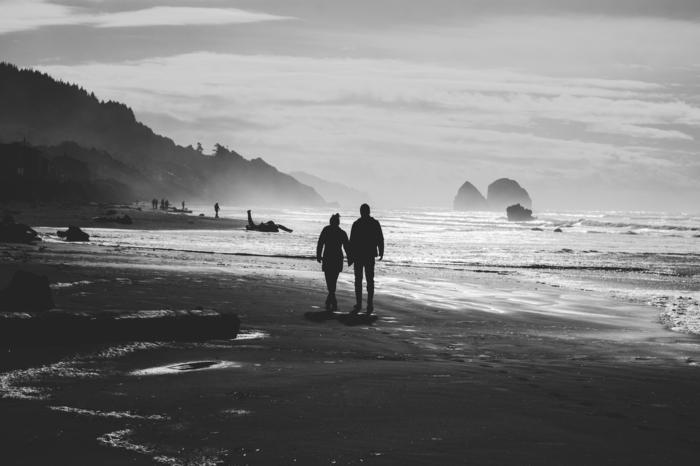 Belles photos d amour pose photo mariage amour photo couple plage au coucher du soleil photo noir et blanc amour