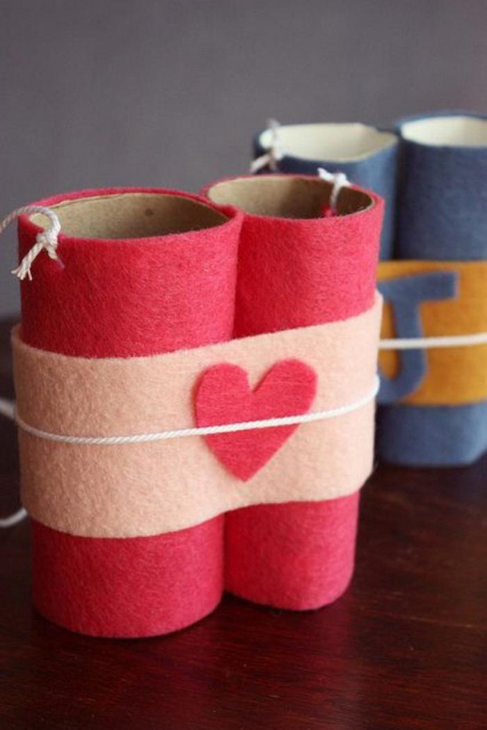 que faire avec des rouleaux de papier toilette plus de. Black Bedroom Furniture Sets. Home Design Ideas