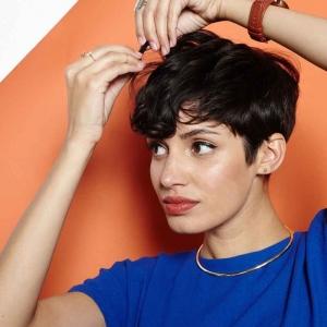 Comment coiffer des cheveux courts - 70 idées pour une coiffure qui met en valeur les cheveux courts