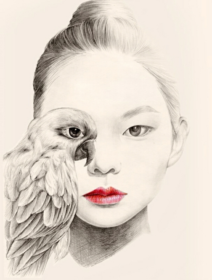 1001 images pour le dessin fille parfait des id es pour d velopper son cr ativit - Image pour fille ...