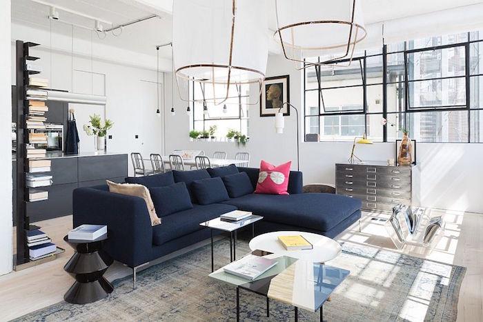 loft inspiration scandinave avec meubles nordiques et design suédois