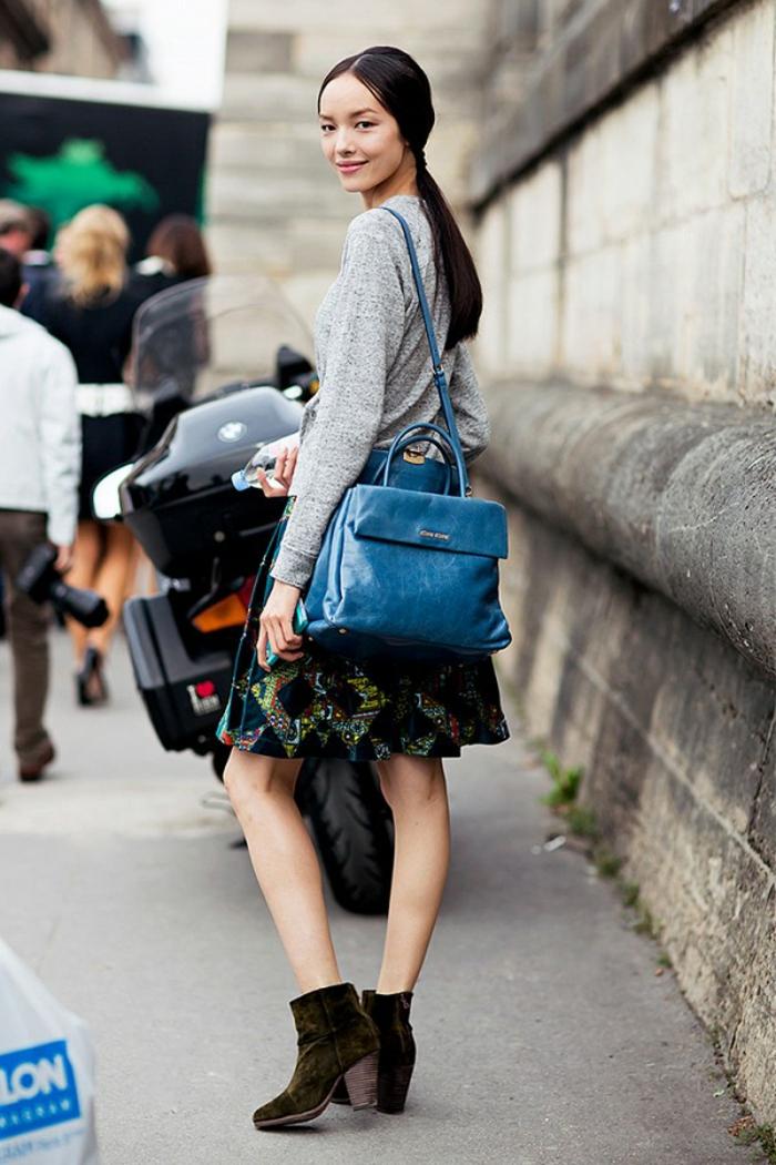 Comment porter jean boyfriend femme gros mollets comment s habiller
