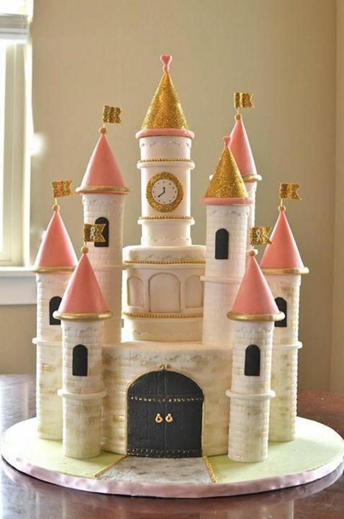 Comment faire un gateau princesse comment faire un gateau anniversaire castel magnifique