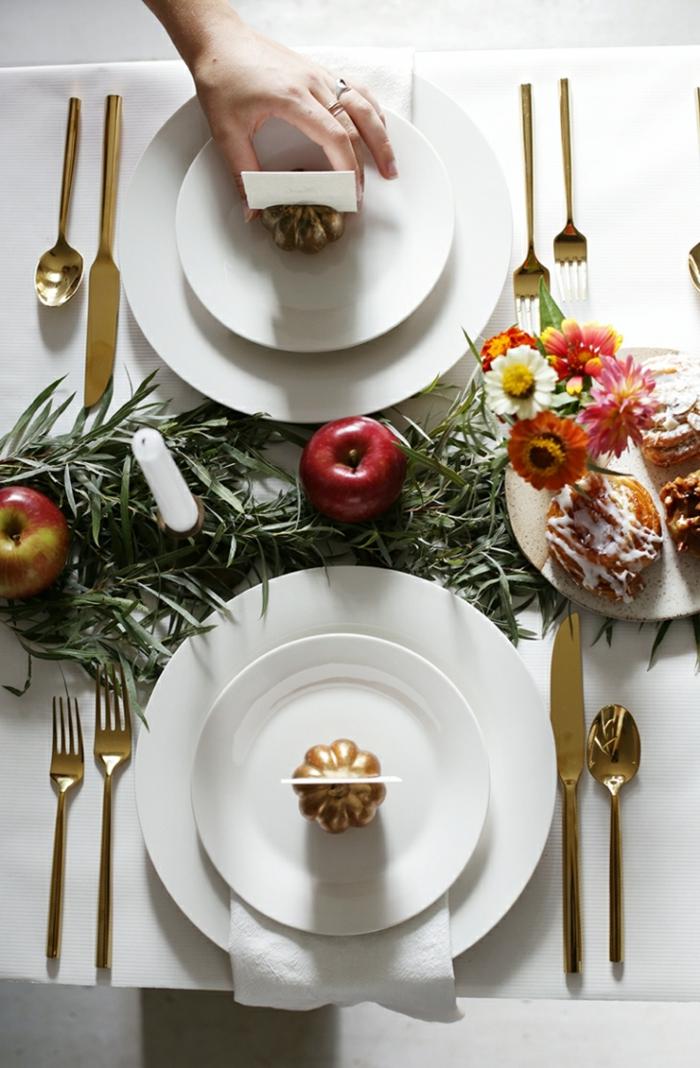 Table mariage décoration marque place a faire sois meme