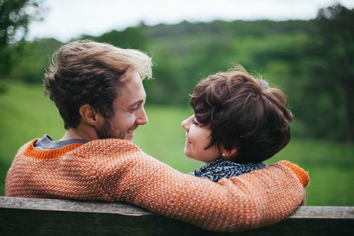 Vue magnifique image d amour fou image amour couple nature
