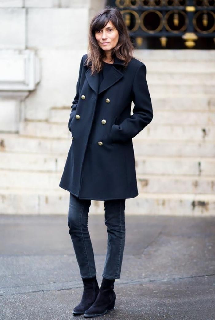 Quoi mettre avec des boots porter un jean boyfriend et bootines