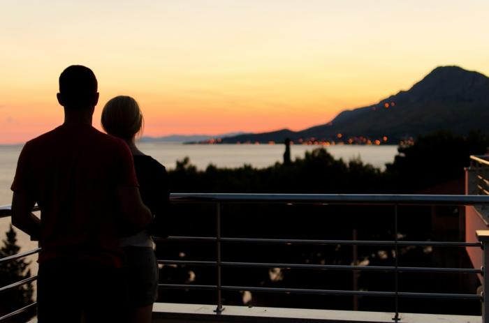 Couple De Dos ▷ 1001 + idées pour la photo de couple - comment poser, où, quand