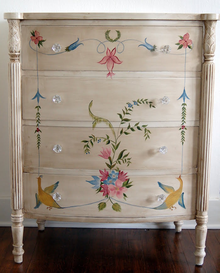 Vernir Un Meuble Peint Retaper Un Meuble En Bois Vernis Avec - Comment proteger un meuble peint