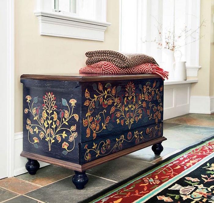 restaurer meuble bois comment peindre un commode vernis